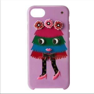 Kate Spade Make-A-Monster IPhone 7 Case/phone case